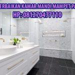 Jasa Perbaikan Kamar Mandi Mampet Di Padang